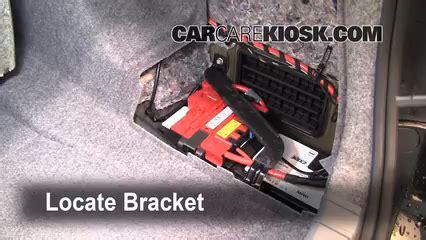 bmw  wagon battery location battery location