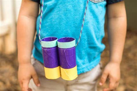 diy kids binoculars hgtv
