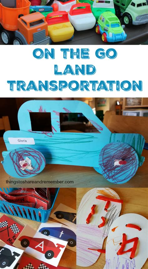 on land transportation cars trucks amp more for teaching 186 | 761634a45f435034c1a2b1d113a5133f