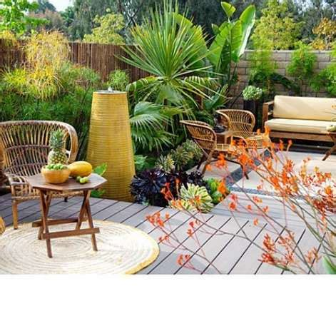 easy maintenance backyard rethinking your yard 20 ways to lose the lawn sfgate