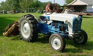 1958 Ford 801 Powermaster Tractor