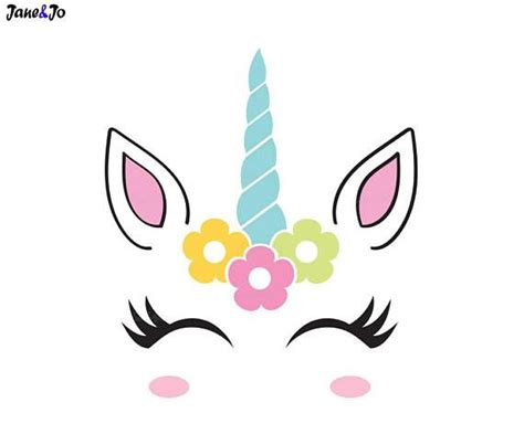 Unicorn Svg,unicorn Face Svg,unicorn Head Svg,unicorn