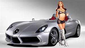 Hot Sexy Models with Car | Hot Girl With Car Wallpaper 26 ...