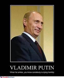 Information About Putin Badass Meme