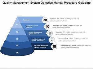 Quality Management System Objective Manual Procedure