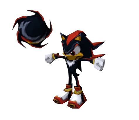 ds dsi sonic chronicles  dark brotherhood shadow