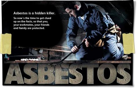 hse launches asbestos awareness campaign asbestos justice