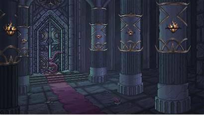 Door Pixel Dungeon Entrance Final Draw Tutorial