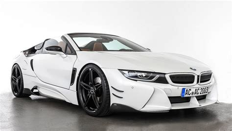 Bmw I8 Roadster Modification ac schnitzer bmw i8 roadster styling kit revealed