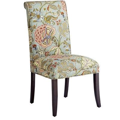 angela blue floral dining chair pier 1 imports