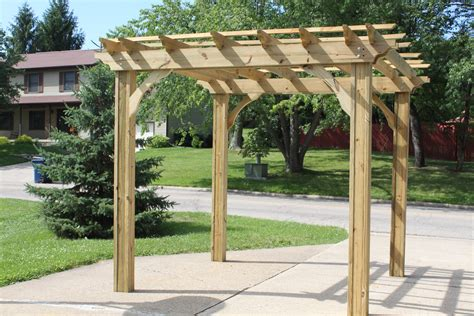 images of a pergola building our farm one pergola at a time old world garden farms