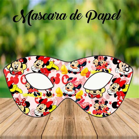 Mascara Minnie no Elo7 Brl Flex Festas (D184EC)