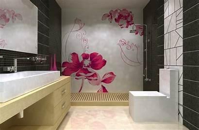 Bathroom 3d Walls Wall Interior Wallpapersafari