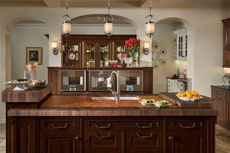 Elegant Kitchen Layout