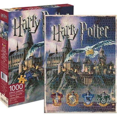 harry potter hogwarts piece puzzle
