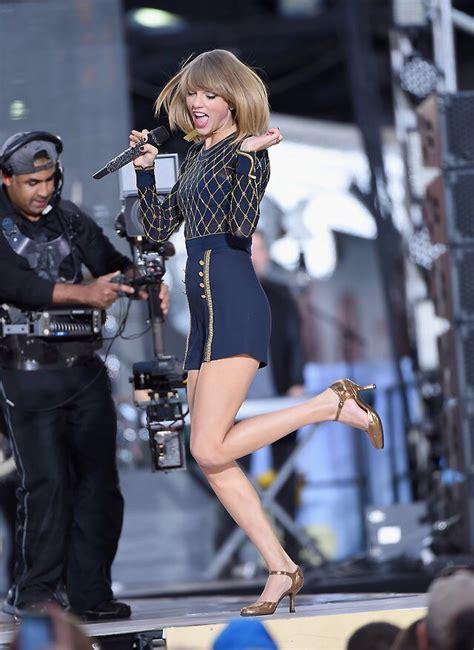 Good Morning America   Taylor swift hot, Taylor alison ...