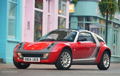 smart roadster coupe  autoevolution