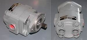 Hydraulic Pto Pump For M35a3  Cat 3116   Pk13  Rcsk16730