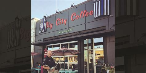 You can see how to get to big city coffee linen district on our website. Coffee controversy exposes BSU effort to blackball businesses based on politics