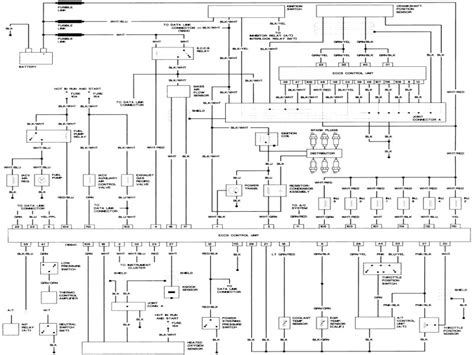 1995 Nissan Pathfinder Fuse Box Diagram by 1995 Nissan Pathfinder Radio Wiring Diagram Archives