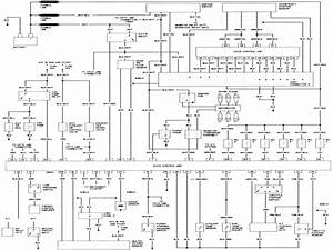 1995 Nissan Pathfinder Wiring Diagram