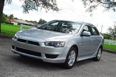 2013 Mitsubishi Lancer Se by 2013 Mitsubishi Lancer Se Awc Review Test Drive