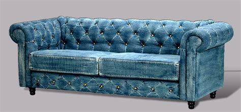 tufted settee furniture tufted denim chesterfield sofa transitional living room