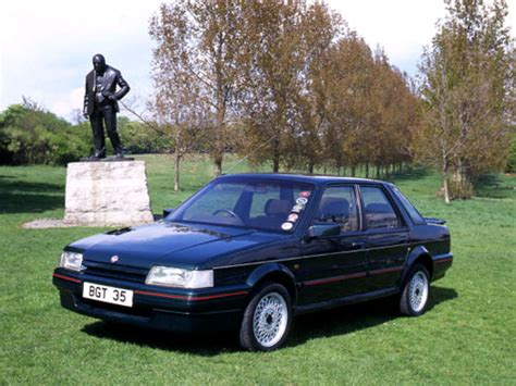 MG MONTEGO 2.0i   The MG Owners' Club