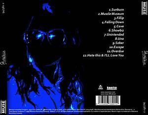 Muse Showbiz Album Back by mazoonon on deviantART