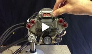 Mini V8 Motor : the smallest v8 engine with electronic fuel injection ~ Jslefanu.com Haus und Dekorationen