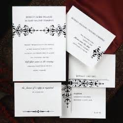 wedding invitations 1 the ultimate wedding invitations take 2