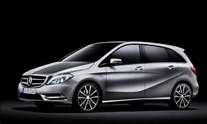 Futur Mercedes Classe B : neue mercedes b klasse auf der iaa 2011 erste bilder und fakten ~ Gottalentnigeria.com Avis de Voitures