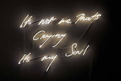 Are Fluorescent Lights Bad For You by My Diamond Glasses Tracey Emin Neon Queen Neon Art