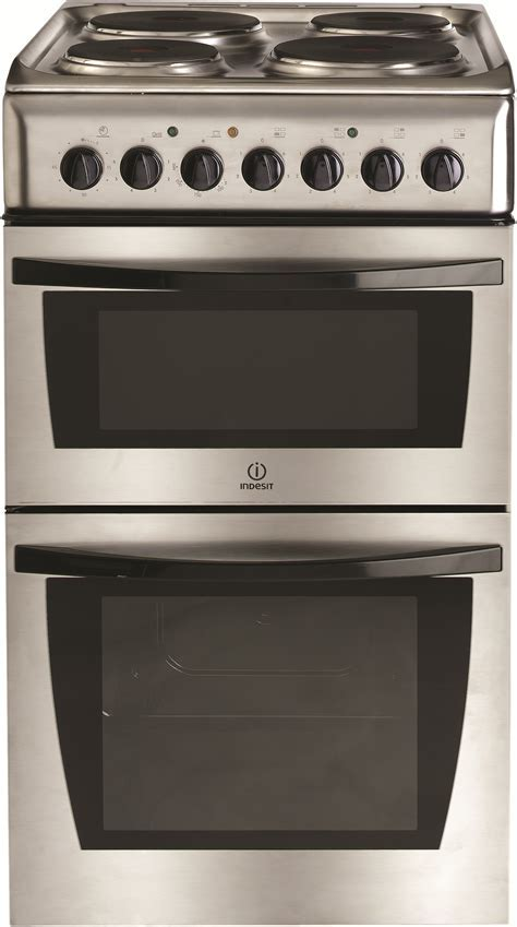 Buy Cookers in London   Indesit KD3E11XG Electric Cooker
