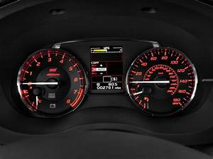 Image  2017 Subaru Wrx Sti Manual Instrument Cluster  Size