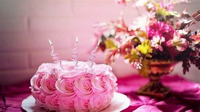Cake Birthday Backgrounds Wallpapers Resolution Iphone Screensaver