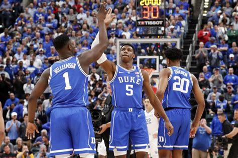ncaa basketball rankings duke blue devils jump