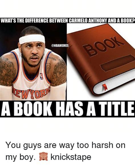 Carmelo Anthony Meme Carmelo Anthony Memes Of 2017 On Sizzle Basketball