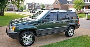 Grand Cherokee Service Manual  1994 Jeep Grand Cherokee