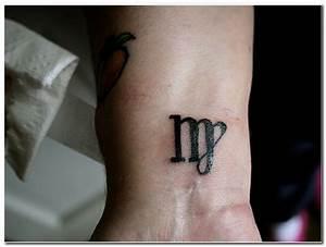 all virgo tattoo picture | New Zodiac Tattoo Galery