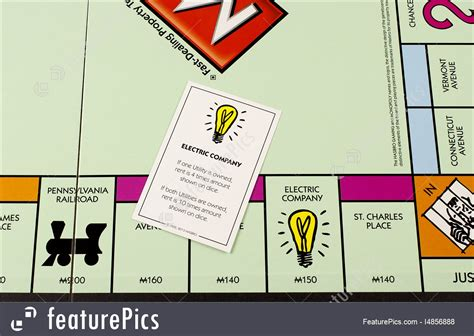 The company expanded in the 1920s through strategic consolidation. Electric Company Card. Picture