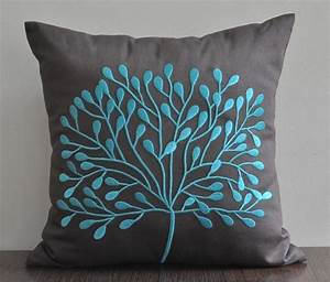 105 best images about interiors grey and turquoise on With cheap turquoise throw pillows