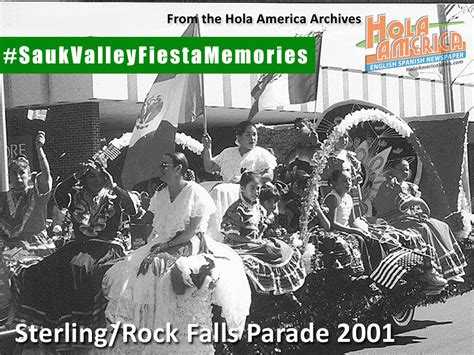 "Sauk Valley's ""Fiesta Week"" activities September 12th-19th ..."