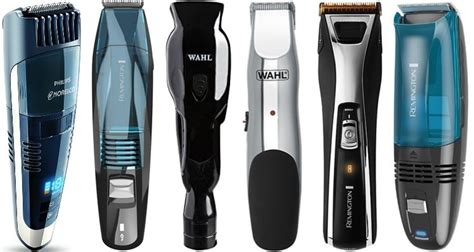 top vacuum beard trimmers hair clippers updated july