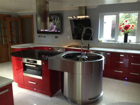 fitted kitchen accessories kitchen with curved doors fitted kitchens leeds 3754
