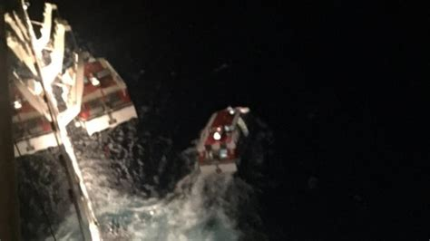 Coast Guard Ends Search For Woman Who Went Overboard From ...