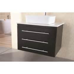 design element bathroom vanities design element dec071d elton 30 inch wall mount bathroom vanity