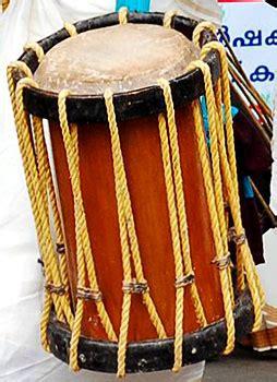 chenda percussion instrument