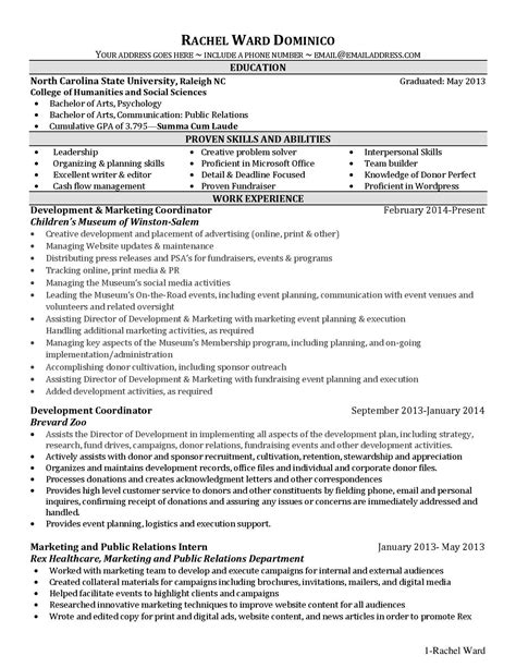 Incomplete Degree On Resume by 12 Incomplete Degree Resume Based Resume