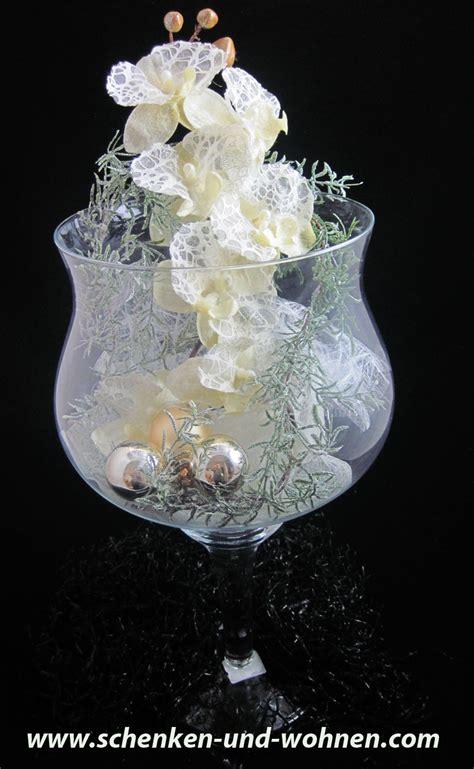 deko glas weihnachtlich dekorieren deko glas weihnachtlich dekoriert ca 50 x 26 cm h b schenken und wohnen